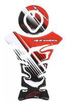 Adesivo Protetor Tanque Moto Resinado Apnestars Moto - Wfmotos
