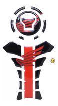 Adesivo Protetor Tanque Moto Resinado Moto Honda Adesivo - Wfmotos