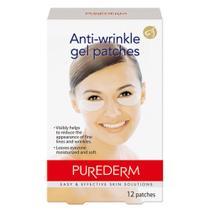 Adesivo Rejuvenescedor para os Olhos Purederm Anti-Wrinkle Gel -