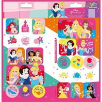 Adesivo Sticker Duplo Grafons Princesas - Tilibra
