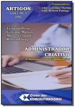 Administrador criativo - Autor independente
