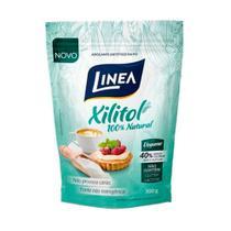 Adoçante Dietético Em Pó Linea Xilitol 100% Natural 300g -