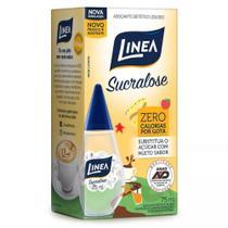 Adoçante Dietético Líquido Linea Sucralose Gotas 75ml -