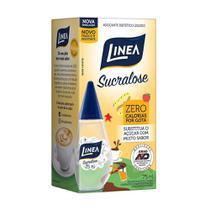 Adoçante Linea Sucralose Líquido 75ml - Embalagem c/ 6 unidades -