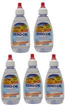 Adoçante Zero Cal 100ml Gotas Kit com 05 unidades -