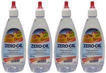 Adoçante Zero Cal 200ml Gotas Kit Com 04 Unidades -