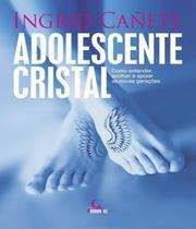 Adolescente Cristal - Como Entender, Acolher E Apoiar As Novas Geracoes - Besourobox