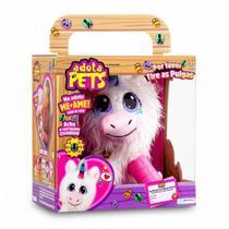 Adota Pets Unicornio Dreamy com Acessorios Multikids BR1065 -