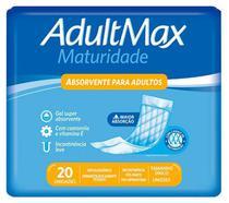 Adultmax Maturidade Absorvente Para Adultos - Bigfral
