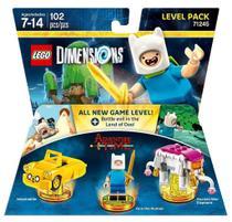 Adventure Time Level Pack - Lego Dimensions - Warner Bros