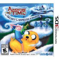 Adventure time secret nameless - 3ds - Nintendo