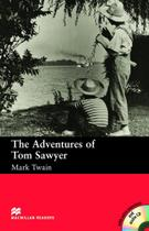 Adventures of tom sawyer,the (audio cd included) - Macmillan