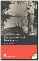 Adventures of tom sawyer, the - audio cd included - Macmillan