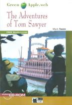 Adventures of tom sawyer, the - with audio cd - new edition - Black cat readers english (cideb)