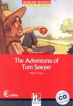 Adventures of tom sawyer with cd - Disal editora