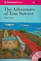 Adventures of tom sawyer with cd - Richmond readers (moderna)