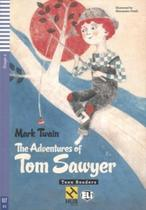 Adventures tom sawyer, the - 2 a2 - book with audio cd - Hub (sbs)