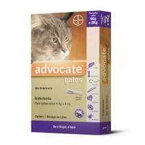 Advocate Antipulgas Bayer para Gatos 4 a 8Kg -