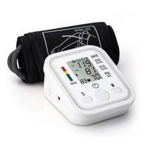 Aferidor Medidor Pressão Arterial Digital De Braço Branco - Boas