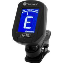 Afinador Clip Cromático TH-101 HARMONICS -