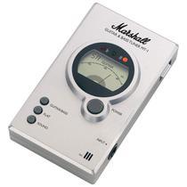 Afinador Digital Marshall MT1 - Violão, Baixo e Guitarra -