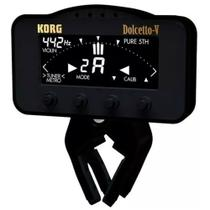 Afinador e Metrônomo Korg Dolcetto AW-3V Clipe P/ Orquestral -