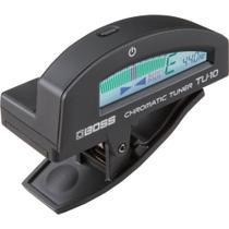Afinador Eletronico Boss TU10 Clip-on Cromatic Tuner Tela True Color Antireflexo -