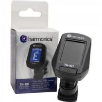 Afinador Harmonics TH-101 Clip Cromático -