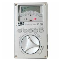 Afinador Korg OT-120 Orquestral Cromático -