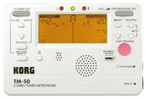 Afinador Metrônomo  Korg TM-50PW -