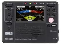 Afinador Metronomo Treinador Digital Korg TM-50TR TM50TR -