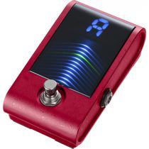 Afinador Para Guitarra e Baixo em formato de pedal PB-CS RD - Korg -