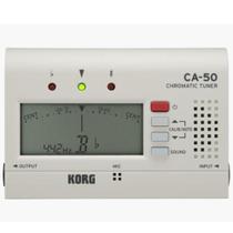 Afinador Para Sopro e Corda Korg Ca 50 Compacto Cromatico -
