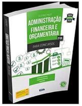 Afo - Administracao Financeira Orcamentaria Para Concursos - Jafar Sistema De Ensino E Cursos Livres S/A