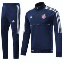 c38e33985 Agasalho do Bayern de Munique az 17/18 - Torcedor Adidas Masculina