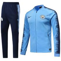 Agasalho do Manchester City 2018/2019 - Torcedor Nike Masculina