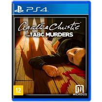 Agatha Christie - The ABC Murders - PS4 - Microids