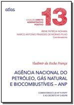 Agencia nacional do petroleo, gas natural e biocom - Atlas -