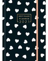 Agenda Costurado Planner 2020 West Village M5 - Tilibra