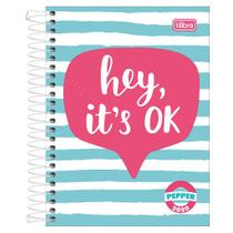 Agenda Diária Pepper 2020 - Hey Its Ok - Tilibra