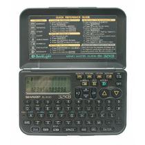 Agenda Eletrônica Marca Sharp - El6490 -