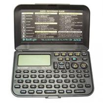 Agenda Eletrônica Sharp El6490Br 32kb -