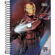 Agenda Espiral 2021 Marvel Avengers M4 Tilibra -