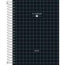 Agenda Espiral Diária Académie Feminina 2021- Tilibra -