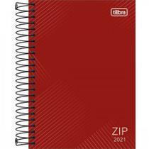 Agenda Espiral Diária Zip 2021 - Tilibra