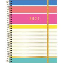 Agenda Espiral Planner 2021 - Be Nice - Tilibra -
