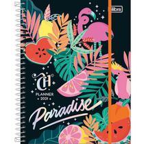 Agenda Espiral Planner 2021 Capricho Paradise Tilibra -