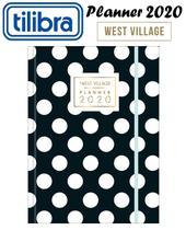 Agenda Planner 2020 West Village M5 Costurado - Tilibra
