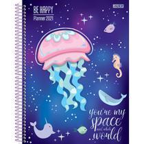 Agenda Planner 2021 Be Happy Capa 1 - São Domingos -