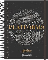 Agenda Planner 2021 Espiral Harry Potter Jandaia -